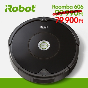 iRobot Roomba 606 porszívó robot