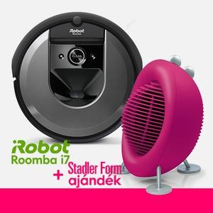 Roomba i7 + Stadler Form ajándék