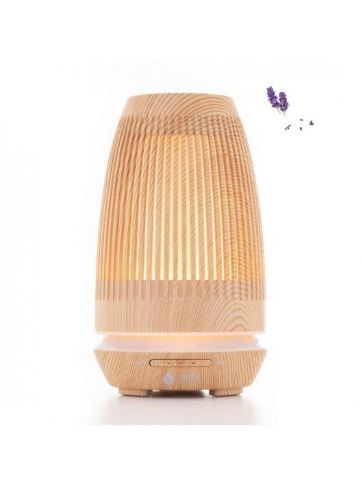 Airbi Sense légtérillatosító készülék /Világos fa/
