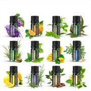 Anjou AJ-PCN013 illóolaj csomag (12-féle illat) /10-01000-015/