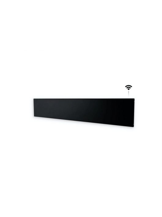 ADAX NEO WiFi L 14 KWT fűtőpanel 1400W, fekete