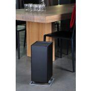 Stadler Form VIKTOR légtisztító max. 50m2-re /Fekete/