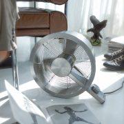Stadler Form Q ventilátor /Metál/