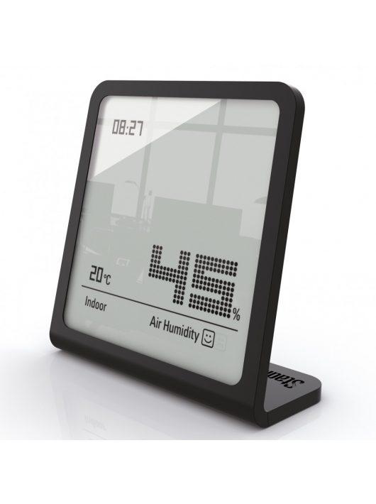 Stadler Form SELINA páratartalom mérő órával /Fekete/