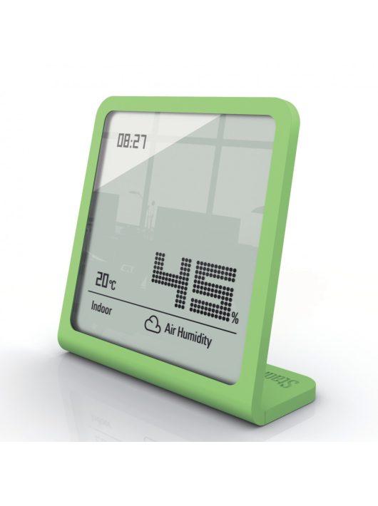 Stadler Form SELINA páratartalom mérő órával /Lime/