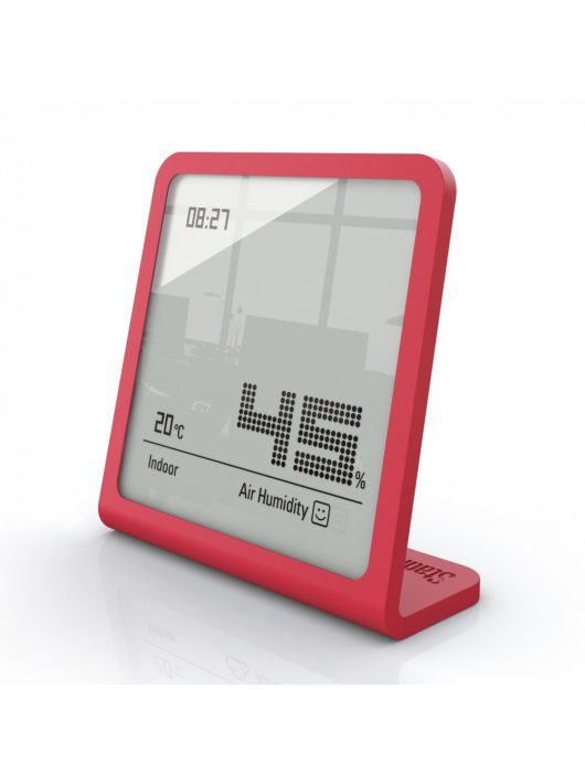 Stadler Form SELINA páratartalom mérő órával /Chili Red/