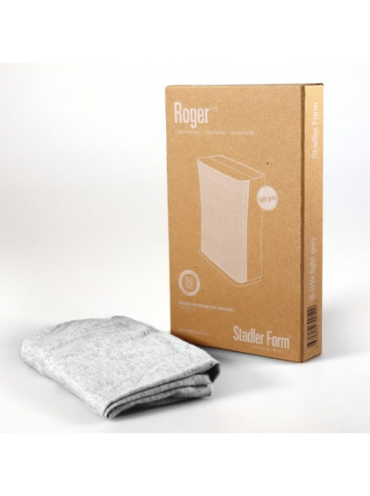 Stadler Form ROGER Little textil előszűrő, világos szürke