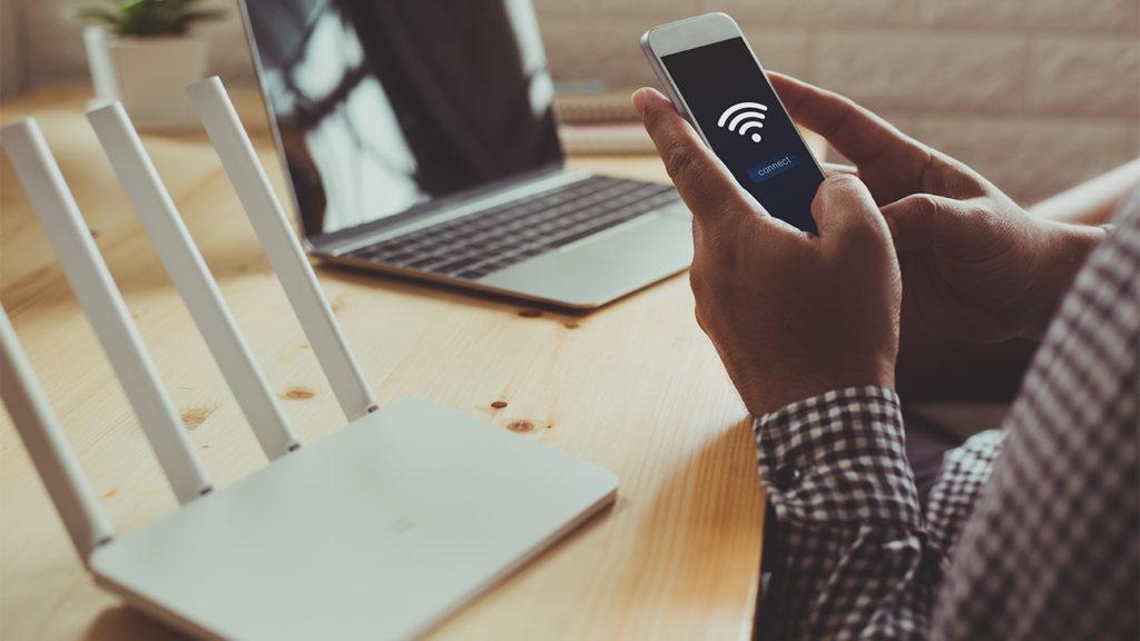 iRobot WiFi beállításai