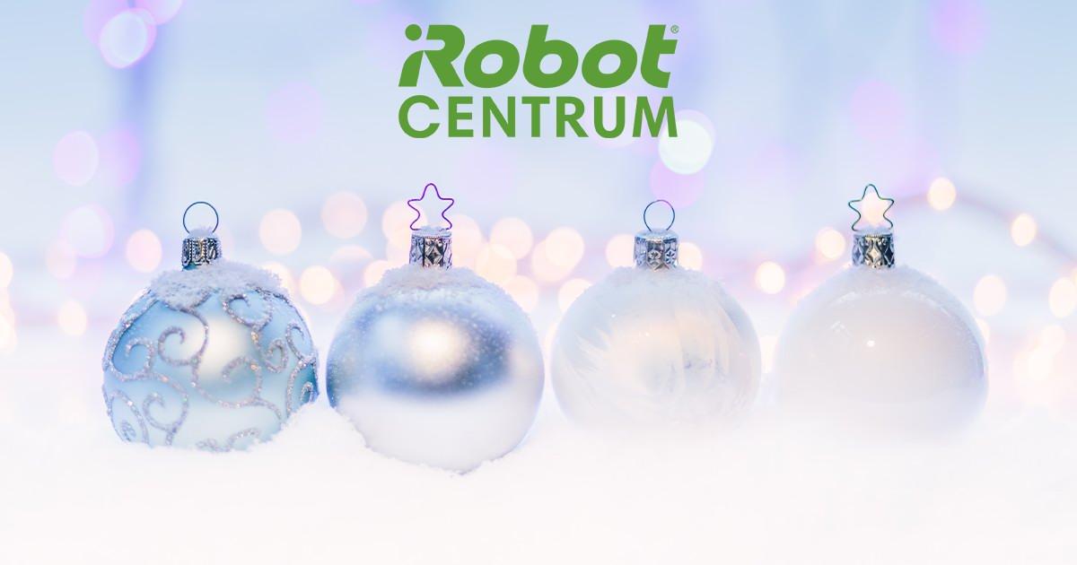 Karácsonyozz pánik nélkül az iRobot Centrummal!