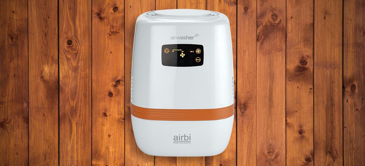 Airbi Airwasher ionizáló légmosó
