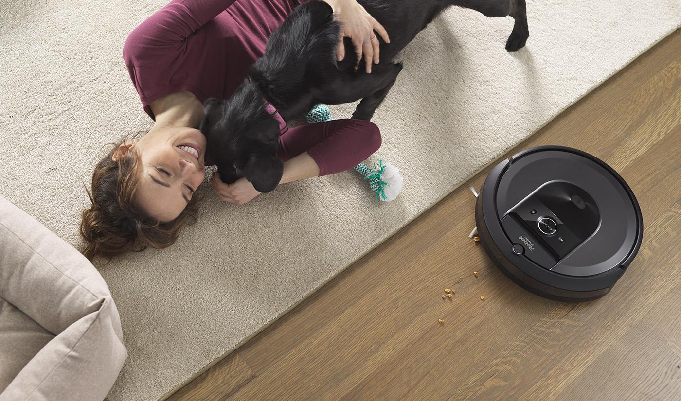 iRobot Roomba: tökéletes tisztaság minden napra