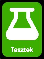 Laboratóriumi tesztek