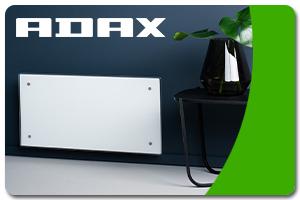 ADAX radiátorok